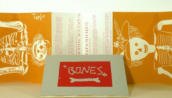 Bones - Totentänze und fiktive Biografien