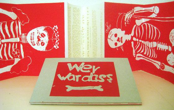 Bones - Wer war das? Totentänze und fiktive Biografien